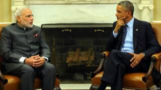 मोदी और ओबामा