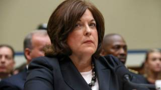 Diretora Serviço Secreto dos EUA, Julia Pierson / Crédito: AP