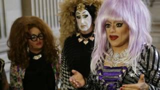 трансвеститы