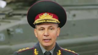 Министр обороны Украины Валерий Гелетей (23 сентября)