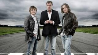 Presentadores de Top Gear