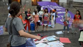 женщины-правозащитницы в Бразилии