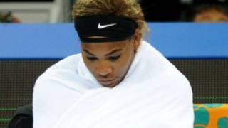 Serena Williams yababajwe cane no kwitiranywa n'umuhungu