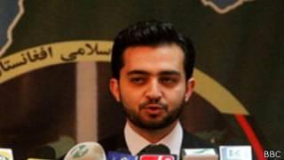 عبدالحسیب صدیقی سخنگوی امنیت ملی افغانستان