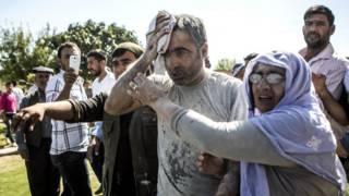 Cinco heridos en Turquía por cohete lanzado desde Kobane (Siria)