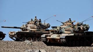 सीरिया संकट 36 घंटों में 200 हवाई हमले