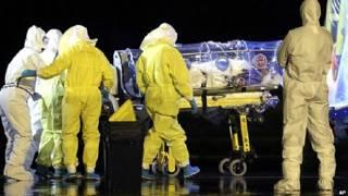 स्पेन में इबोला संक्रमण