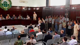 Суд над гражданами СНГ в Ливии