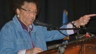 Rais Sirleaf wa Liberia