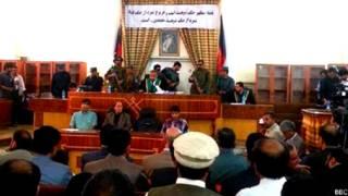 अफ़ग़ानिस्तान की अदालत