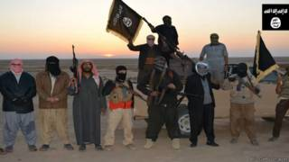 Estado Islâmico / Crédito: AFP Getty
