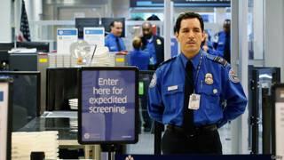 Agente TSA