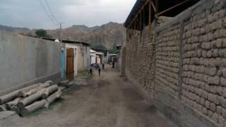 Таджикское селение Чоркишлок
