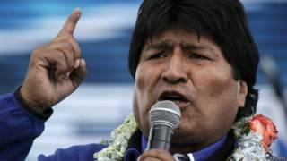 Evo Morales (foto: Reuters)