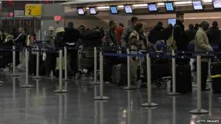 مطار الولايات المتحدة