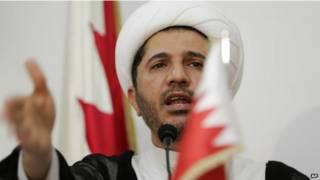 رئيس حركة الوفاق البحرينية