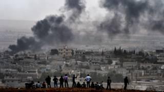 कोबानी, सीरिया