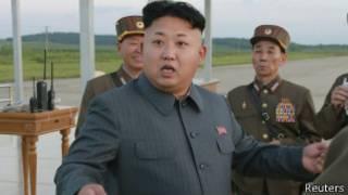 Kim Jong-un yari amaze ibyumweru bitanu ataboneka mu ruhame