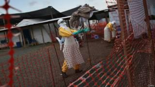 ليبيريا، إيبولا