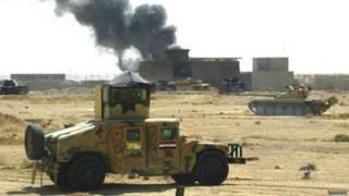 Военная техника армии Ирака