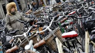 कोपेनहेगन, साइकिल