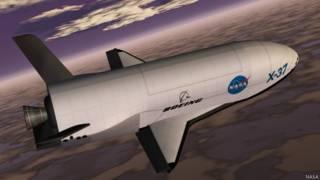 X-37B рисунок
