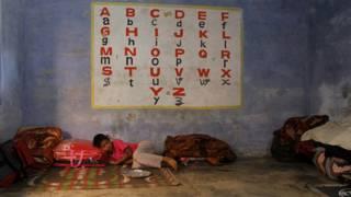 बच्चा, जम्मू, भारत, स्कूल