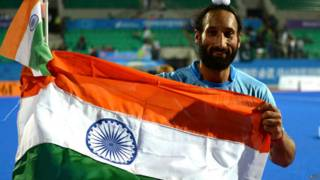 सरदार सिंह, हाकी, भारत, एशियाई खेलों में स्वर्ण पदक विजेता टीम के कप्तान