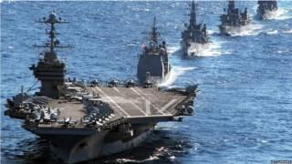 अमरीकी नौसेना