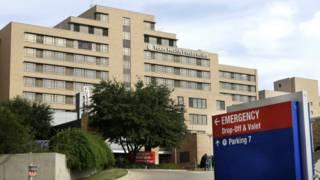 Пресвитерианская больница в Далласе