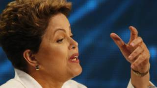 Dilma Rousseff (Foto Reuters)
