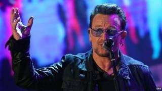U2樂隊主唱博諾