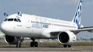 एयरबस विमान