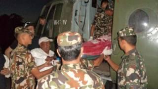नेपाली सेनाद्वारा उद्दार