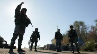 В среду Киев неожиданно предложил развернуть на Донбассе международную миротворческую миссию