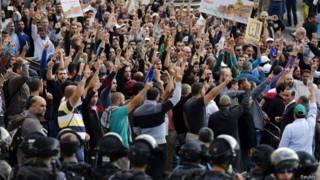 Массовый протест