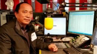 ကချင်ငြိမ်းချမ်းရေးအကျိုးဆောင်အဖွဲ့မှ ဦးလမိုင် ဂွန်ဂျာ
