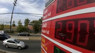 Posto de gasolina (AP)