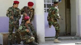 इराक में सेना