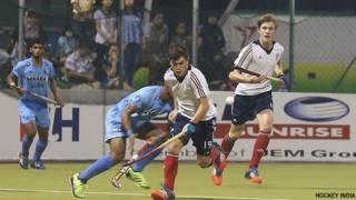 सुल्तान जौहर कप हॉकी टूर्नामेंट, भारत-ब्रिटेन मुकाबला