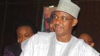 Ministan lafiya a Nigeria Halliru Alhassan