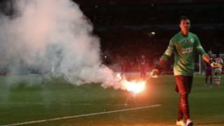 Arsenal flare