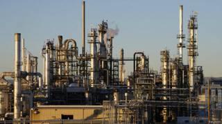 refinería