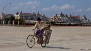 緬甸新首都內比都