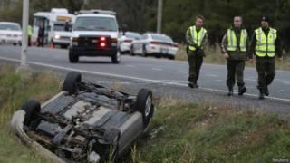 Policía en Canadá investiga el incidente