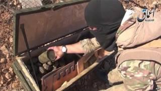 armamento lanzado por la coalición