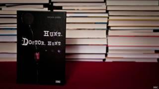 "книга  Гаськи Шиян ""Hunt,doctor,hunt"""