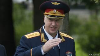 Глава СКР Александр Бастрыкин