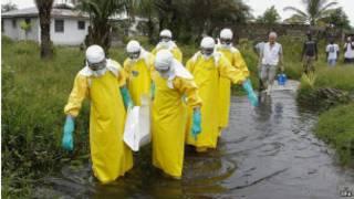 Icyorezo cya Ebola kimaze guhitana abantu barenga 4500.