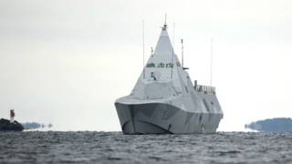 Минный тральщик ВМФ Швеции